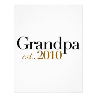 Abuelo Est 2010 Plantillas De Membrete