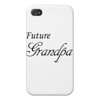 Abuelo futuro iPhone 4/4S carcasa