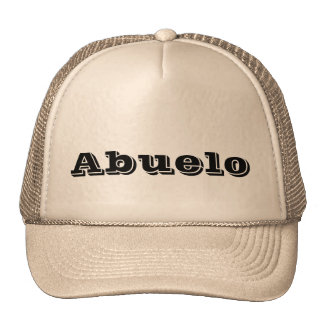"""Abuelo"" (Grandfather) Trucker Hat"