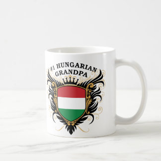 Abuelo húngaro del número uno taza clásica