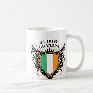 Abuelo irlandés del número uno taza clásica