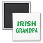 Abuelo irlandés iman para frigorífico