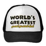Abuelo más grande del mundo el gran gorras
