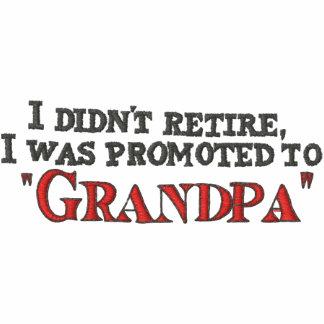 Abuelo promovido