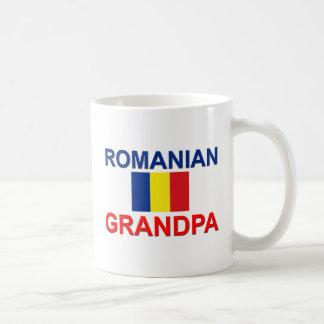 Abuelo rumano taza clásica