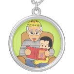 Abuelo y nieto joyerias personalizadas