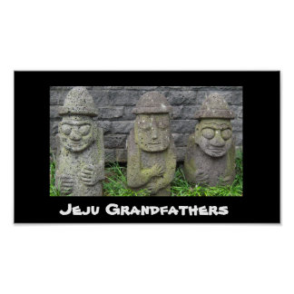 Abuelos de Jeju, abuelos de Jeju Impresiones