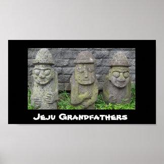 Abuelos de Jeju, abuelos de Jeju Póster