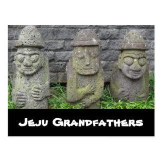 Abuelos de Jeju Postal