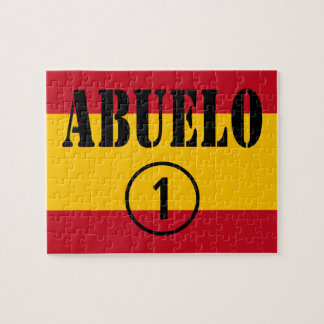 Abuelos españoles: Uno de Abuelo Numero Puzzles Con Fotos