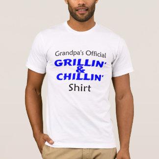 Abuelos Grillin y camisa de Chillin
