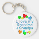 Abuelos Llaveros Personalizados