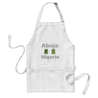 Abuja Adult Apron