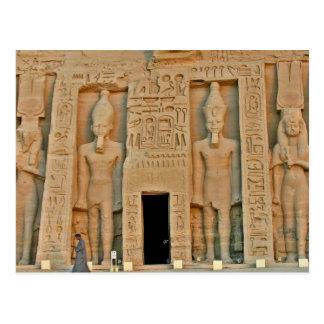 Abul Simbel (1) Tarjeta Postal