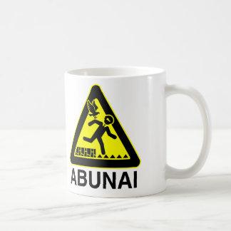 Abunai Mug