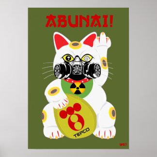 ¡ABUNAI! Poster