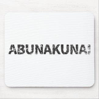 Abunakunai (I'm not dangerous) Romaji - Black Mouse Pad