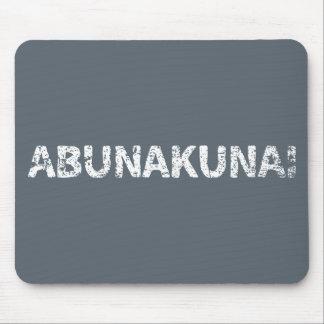 Abunakunai (I'm not dangerous) Romaji - White Mouse Pad