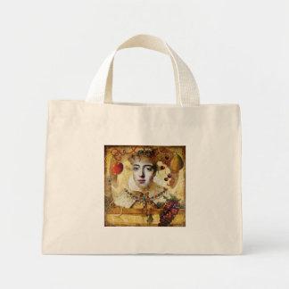 Abundance Mini Tote Bag
