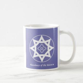 Abundance of the Universe Classic White Coffee Mug