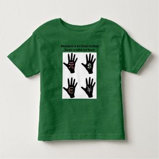 Abundance toddler shirt