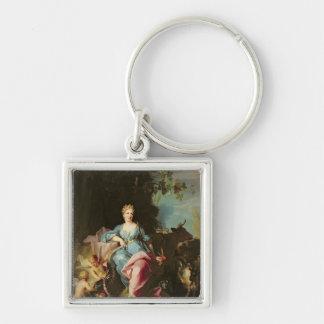 Abundancia, 1719 llavero personalizado