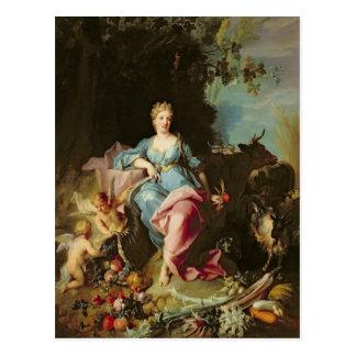 Abundancia, 1719 tarjetas postales