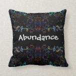 Abundancia: Arte moderno Almohadas