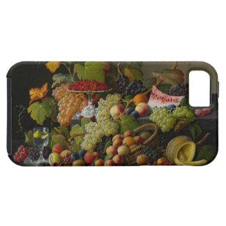 Abundant Fruit, 1858 (oil on canvas) iPhone SE/5/5s Case