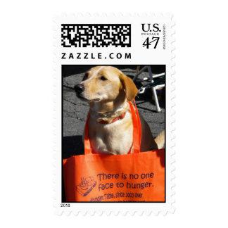 ABUNDANT TABLE Stamp