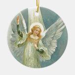 Abundante - ángel de guarda de la generosidad ornamento de reyes magos