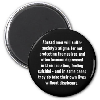 Abused Men Will Suffer Society's Stigma … Magnet