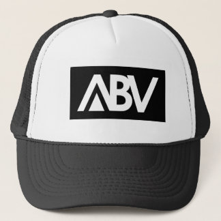 ABV BLACK MESH HAT