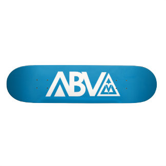 ABV CLASSIC SKATE BOARD DECK