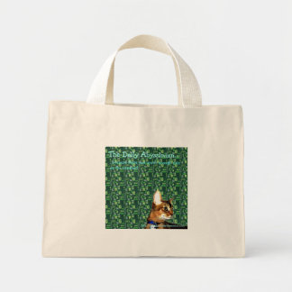 Aby-a-Day Mini Tote Bags