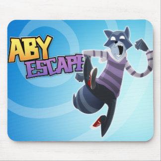 Aby Escape Mousepad