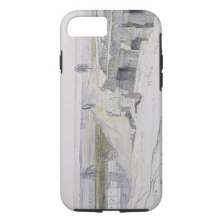 Abydus, 1pm, 12th January 1867 (ink and watercolou iPhone 8/7 Case