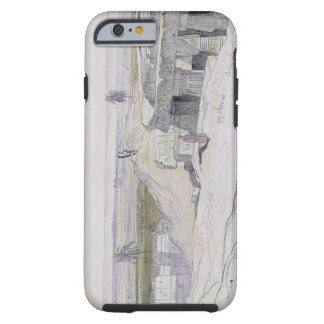Abydus, 1pm, 12th January 1867 (ink and watercolou Tough iPhone 6 Case