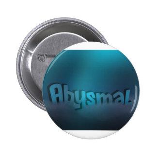Abysmal Pinback Button