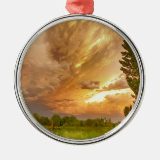 Abyss In the Sky Christmas Ornament