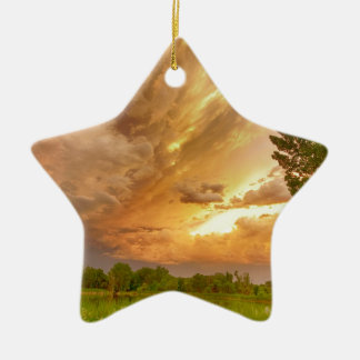 Abyss In the Sky Christmas Ornaments