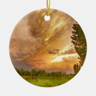 Abyss In the Sky Ornament