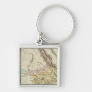 Abyssinia, Nubia &c Key Chains
