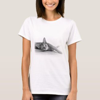 Abyssinian cat T-Shirt