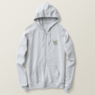Abyssinian Embroidered Hoodie