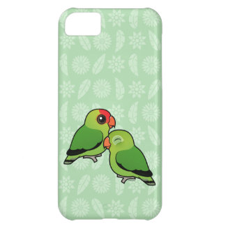 Abyssinian Lovebird Adorable Pair iPhone 5C Case