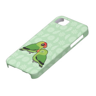 Abyssinian Lovebird Adorable Pair iPhone SE/5/5s Case