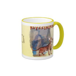 Abyssinian Mug