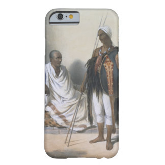 Abyssinian Priest and Warrior, illustration from ' iPhone 6 Case