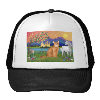 Abyssinian (red 18) - Fantasy Land Hats